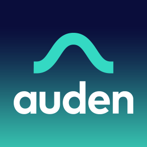 Auden} logo