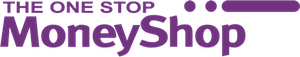 The One Stop Money Shop} logo